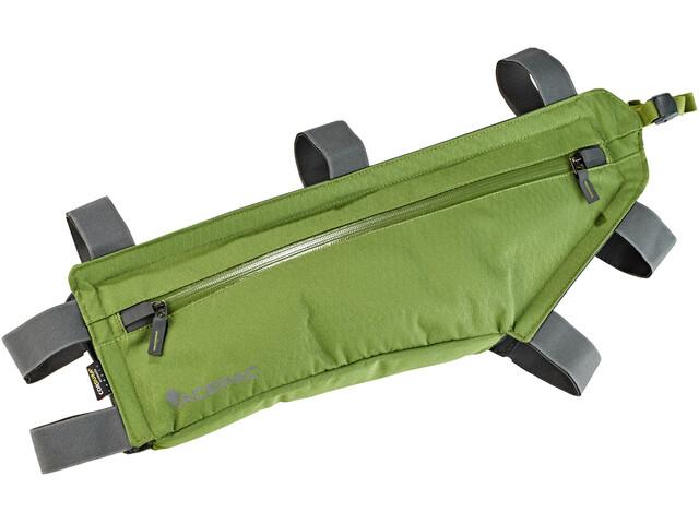 Acepac Zip Frame Bag Fietstas M groen